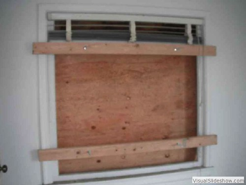 Window Boarding For Vacant Properties In Foreclosure